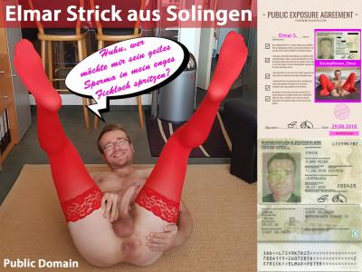Strumpfhosen Elmar Coming Out